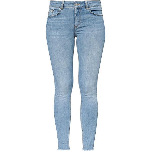 blue light pieces Jeans denim Skinny wpX4xqg