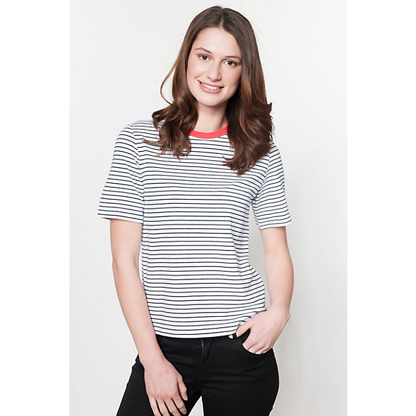 ONLY Shirt T ONLY T weiß 6dqwS6T