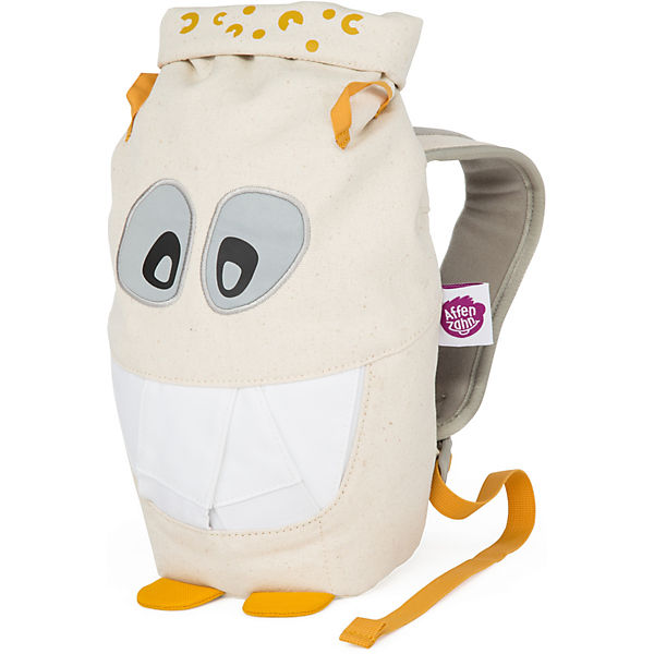 Kinderrucksack Yellow Mighty Monster