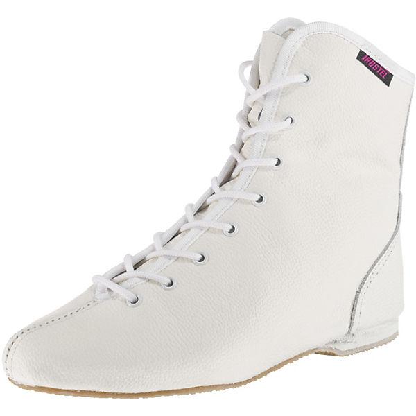 wholesale dealer c511a ff519 TROSTEL, Tanzschuhe STIEFEL N für Mädchen, weiß
