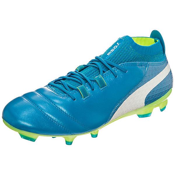 17 gelb Fußballschuhe 1 PUMA blau FG ONE wxn8HZqE0