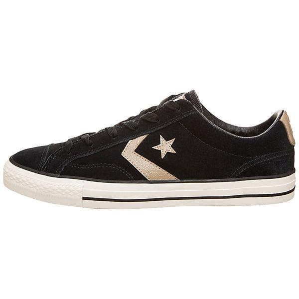 CONVERSE, SneakersLow Cons  Star Player OX, schwarz  Cons Gute Qualität beliebte Schuhe 98c56f