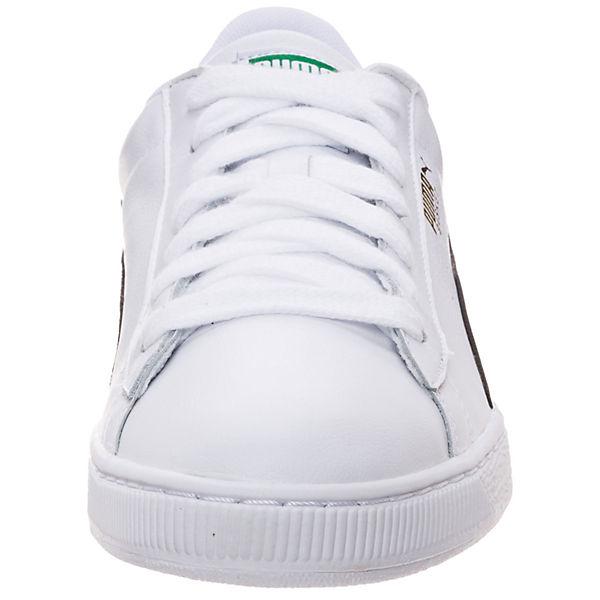 PUMA, Sneakers Low Basket Classic  LFS, weiß   Classic 539a4a