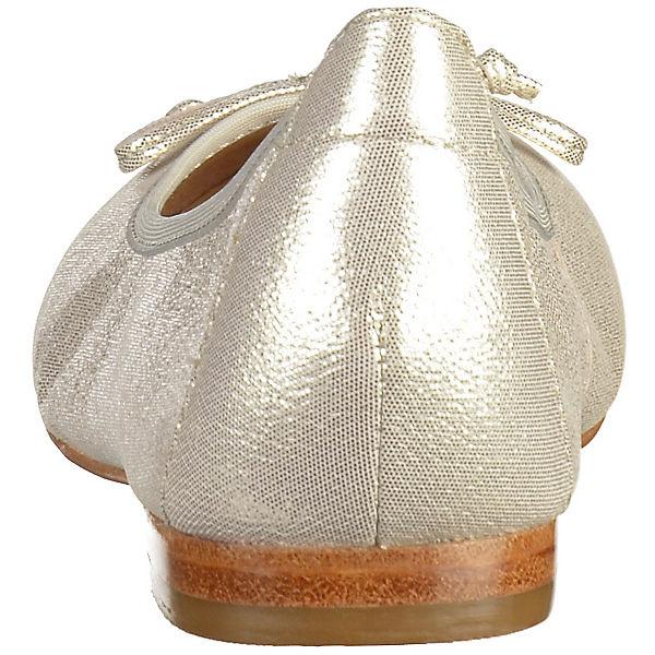 CAPRICE,  Klassische Ballerinas, silber  CAPRICE, Gute Qualität beliebte Schuhe ce7711