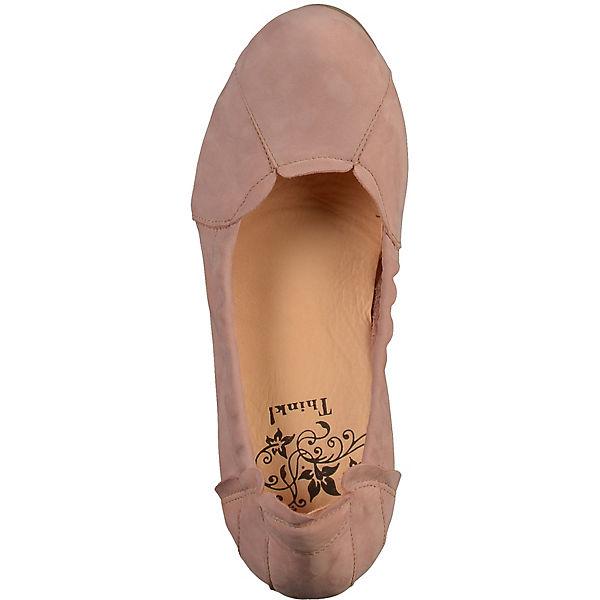 rosa Think Klassische Klassische Think Ballerinas Klassische Think rosa Ballerinas p7Oxn