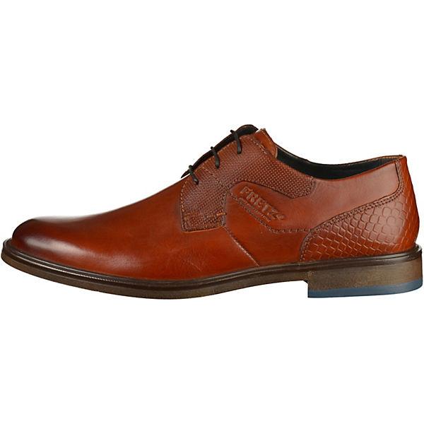 FRETZ men, Business-Schnürschuhe, Qualität cognac  Gute Qualität Business-Schnürschuhe, beliebte Schuhe 55fdda