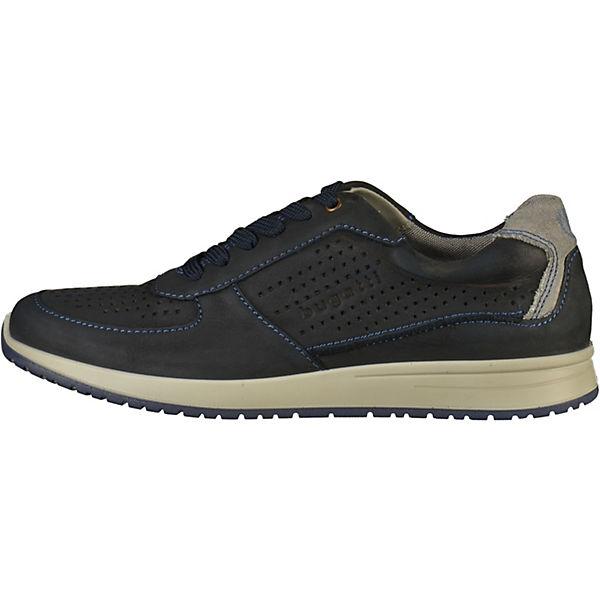 bugatti, Sneakers Low, dunkelblau dunkelblau dunkelblau  Gute Qualität beliebte Schuhe 8e12f5