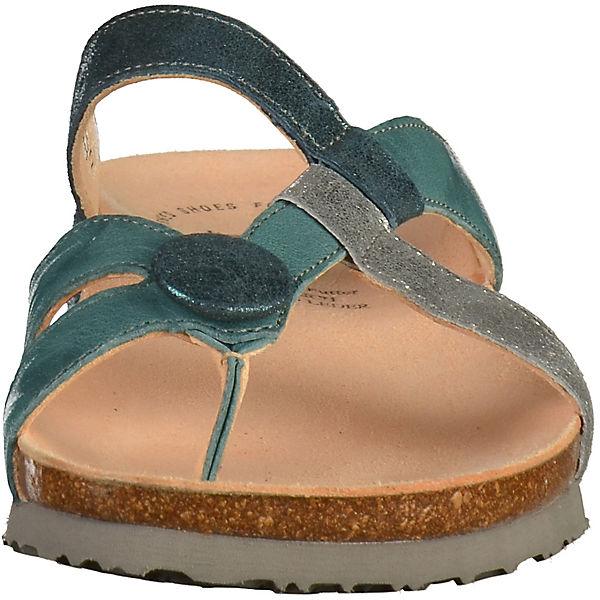 Think!, Zehentrenner, beliebte türkis  Gute Qualität beliebte Zehentrenner, Schuhe b2b60d