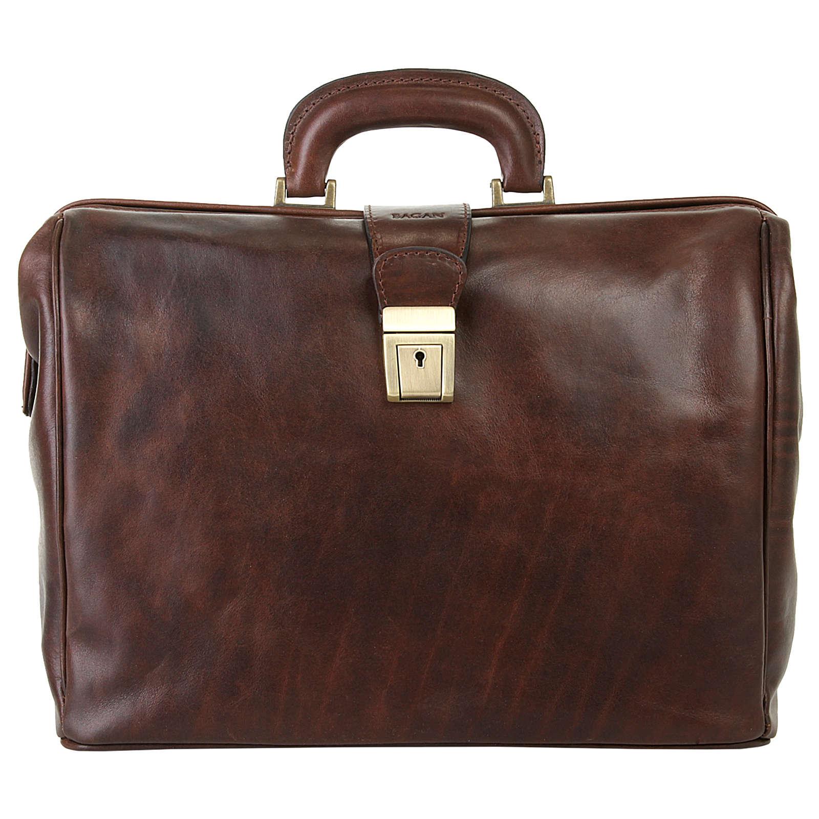 BAGAN Reisetasche Reisetaschen braun Herren