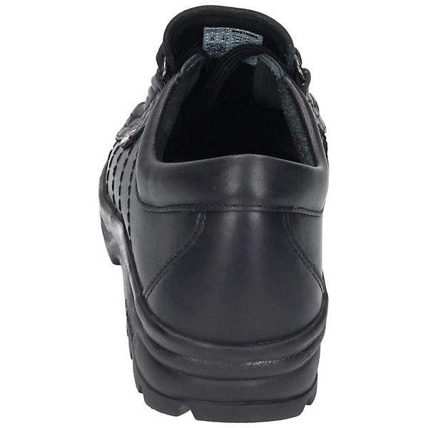 MEINDL, Sportliche Halbschuhe, schwarz     ae3af6
