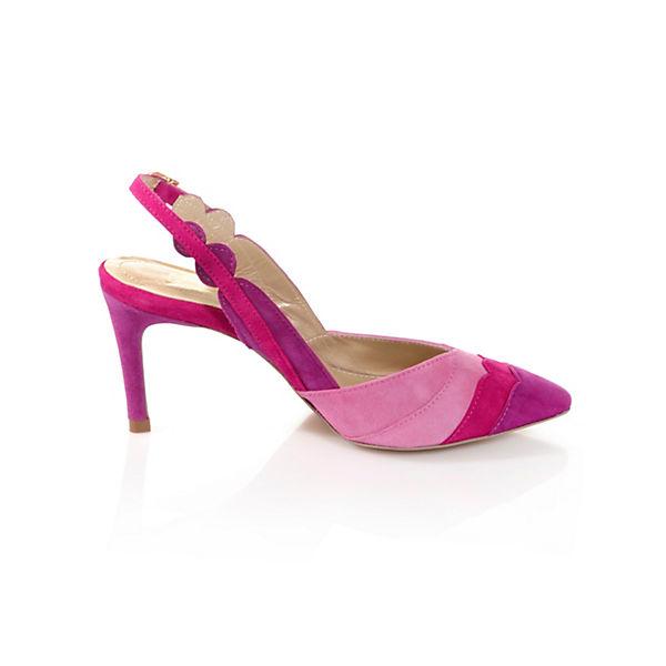 Alba Alba Moda pink Sling Moda Pumps UpBq7