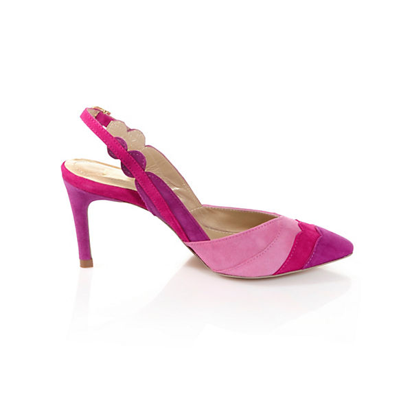 Alba Sling Moda Alba Sling pink Moda Pumps ZxaTqnUp