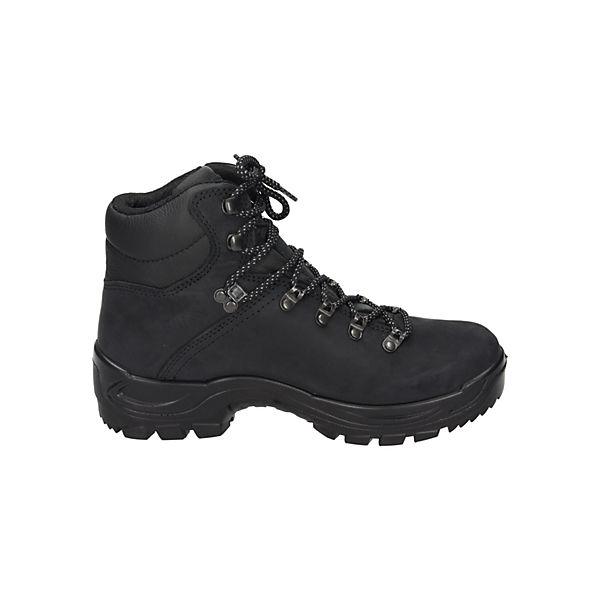 Alpina, Gute Wanderschuhe Tundra, schwarz  Gute Alpina, Qualität beliebte Schuhe 502191