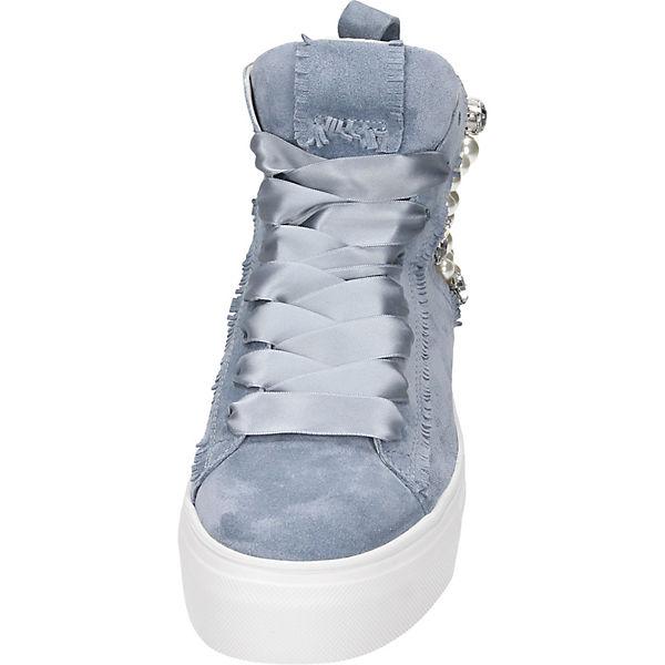 Kennel & Schmenger Sneakers High blau