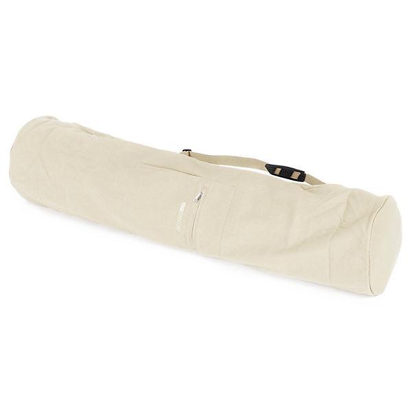 Offwhite BasicZip Cotton Extra Yogistar Big 109 Cm Yogatasche tQCrsdh
