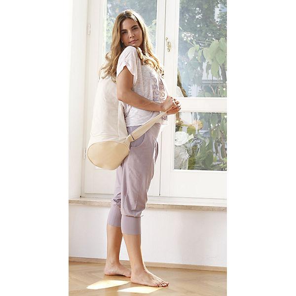 Yogistar Yogatasche basic - zip - extra big - cotton - 109 cm dunkelblau