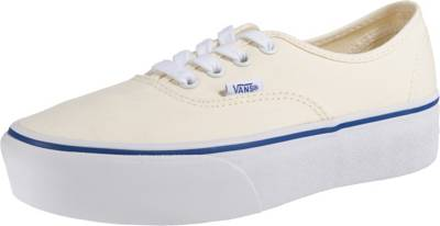 vans authentic plateau