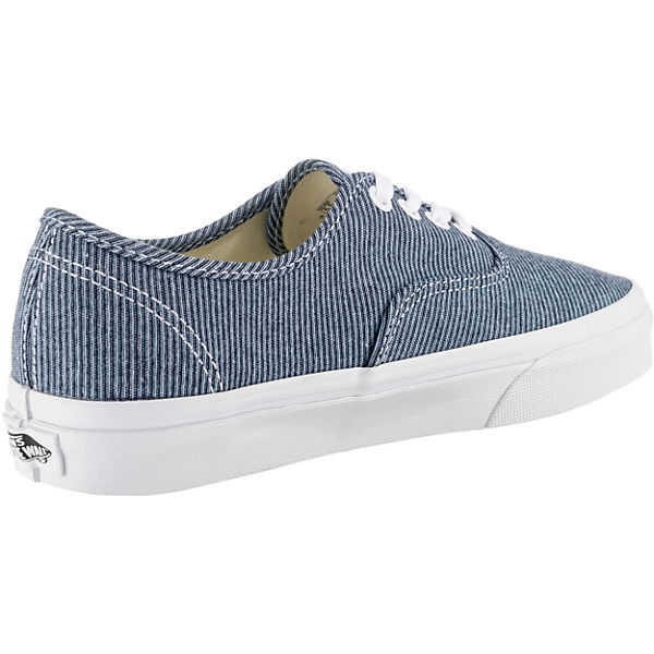 UA Authentic Sneakers VANS UA Sneakers UA dunkelblau dunkelblau VANS Authentic VANS 6Rgq6T4