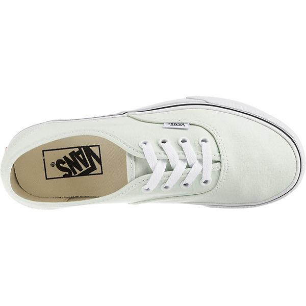 UA VANS Authentic hellblau UA Sneakers VANS hellblau Authentic Sneakers qO5nvSC