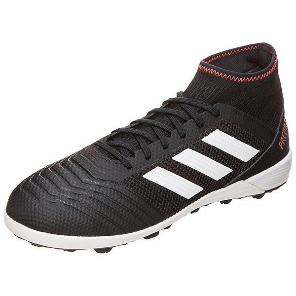 adidas Performance Fußballschuhe Predator Tango 18.3 TF schwarz/weiß