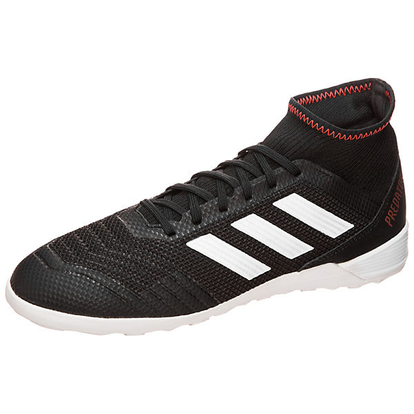 3 schwarz Fußballschuhe Indoor Tango 18 Performance adidas Predator nxSwqZFwR