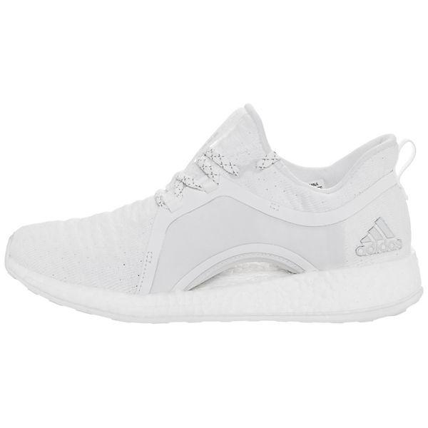 Pureboost Performance X All weiß adidas Laufschuhe Terrain qFSzU4