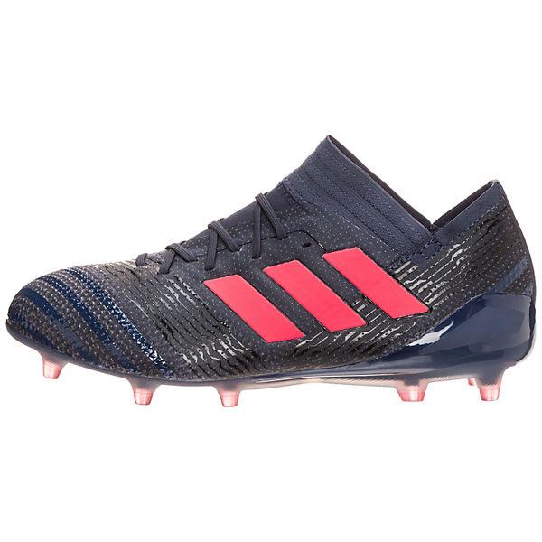 adidas Performance Fußballschuhe Nemeziz 17.3 FG blau/rot