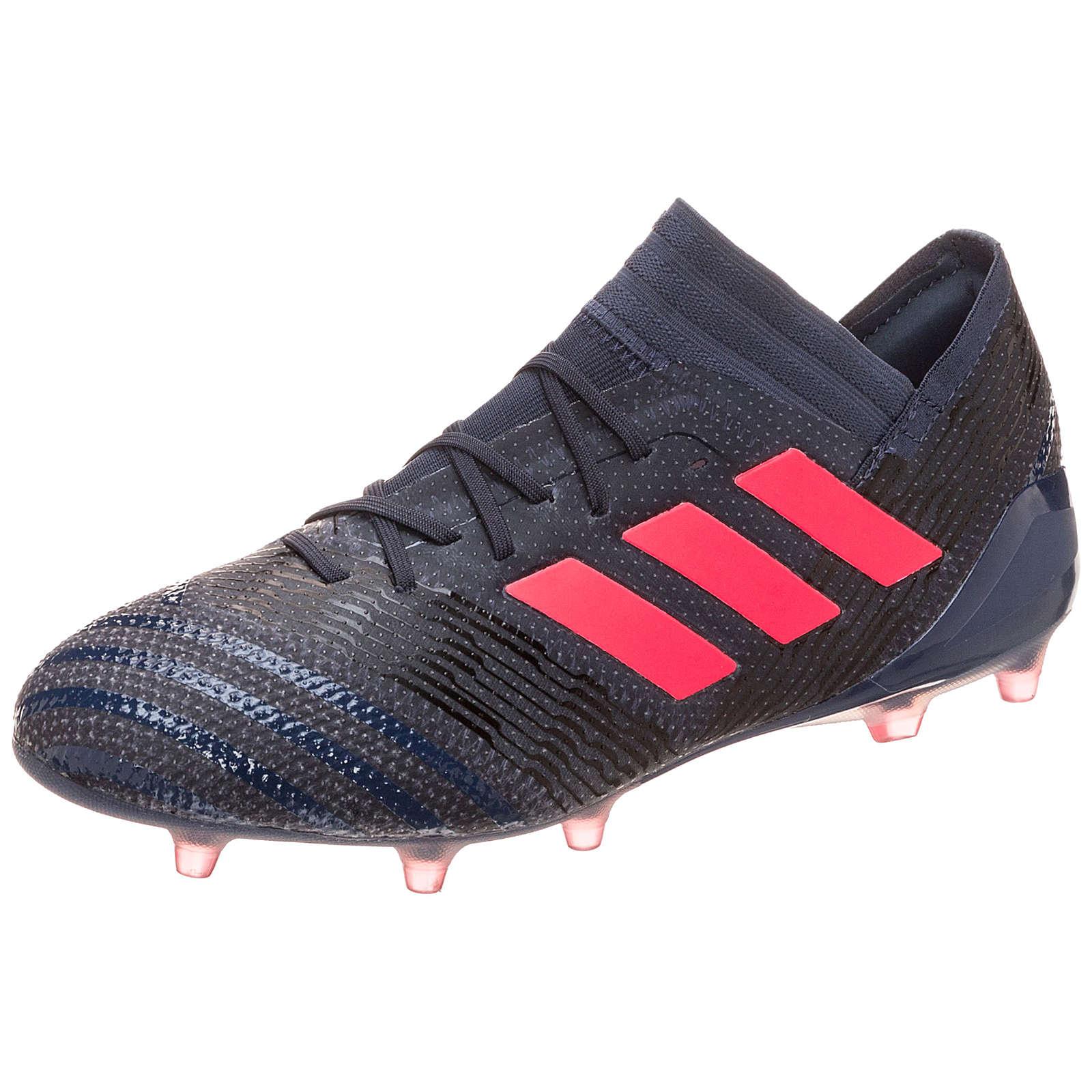 adidas Performance Fußballschuhe Nemeziz 17.1 FG blau-kombi Damen Gr. 40