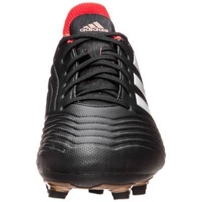 adidas Performance, Fußballschuhe Predator 18.4 FxG, schwarz
