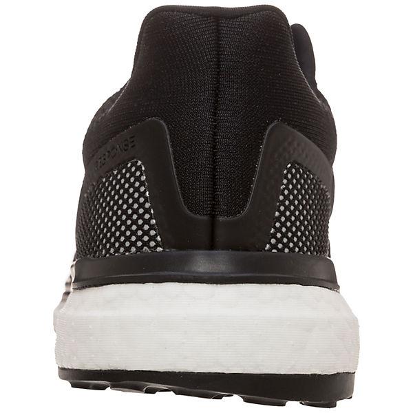 adidas Performance Laufschuhe Response schwarz/weiß