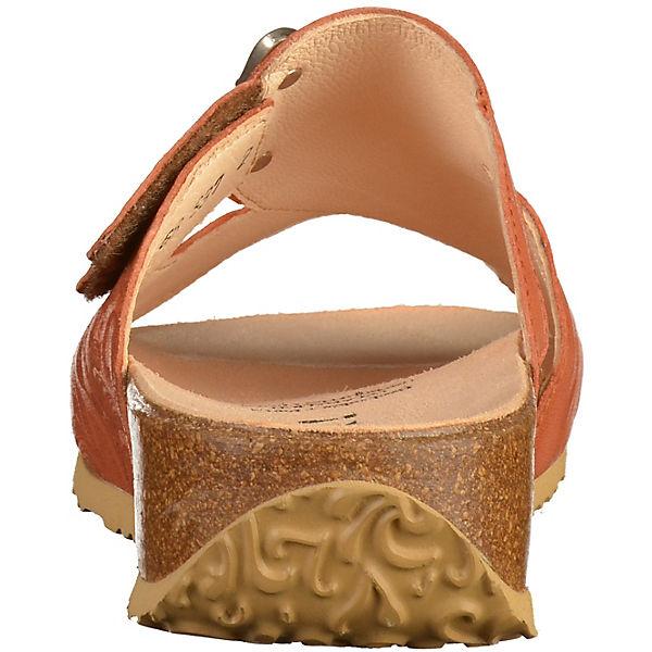 Think! Pantoletten  orange  Pantoletten Gute Qualität beliebte Schuhe 7eb1d7