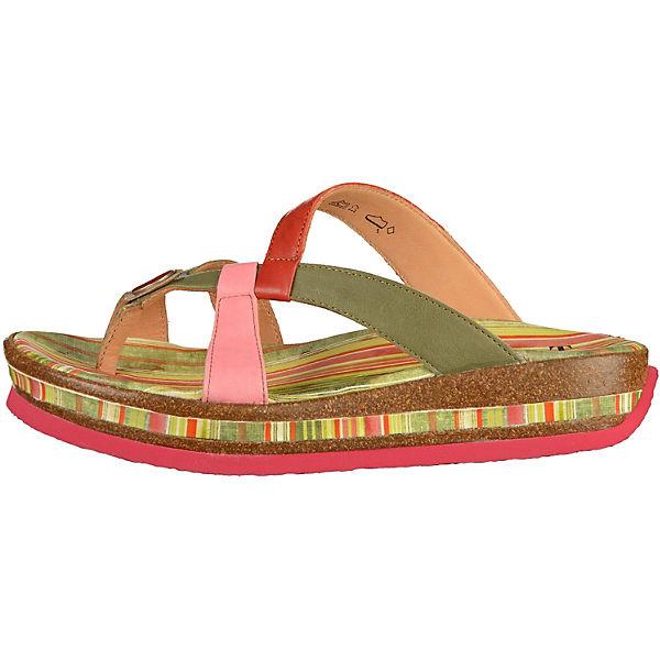 Think!, Zehentrenner, mehrfarbig Qualität  Gute Qualität mehrfarbig beliebte Schuhe 0b708b