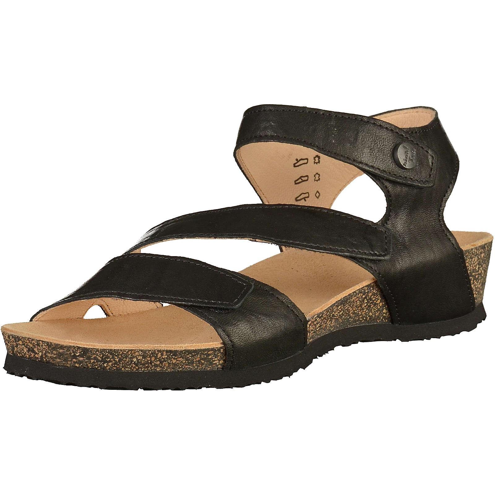 Think! Klassische Sandalen schwarz Damen Gr. 41