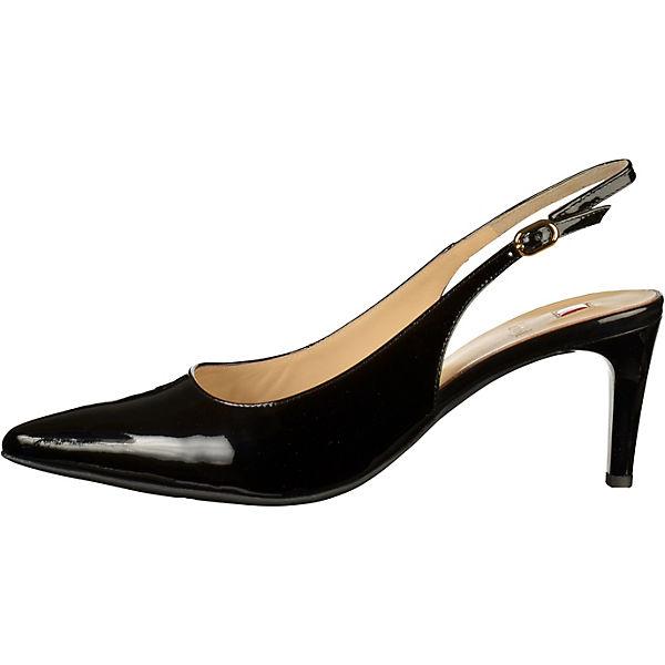 högl,  Sling-Pumps, schwarz  högl, Gute Qualität beliebte Schuhe 07b697