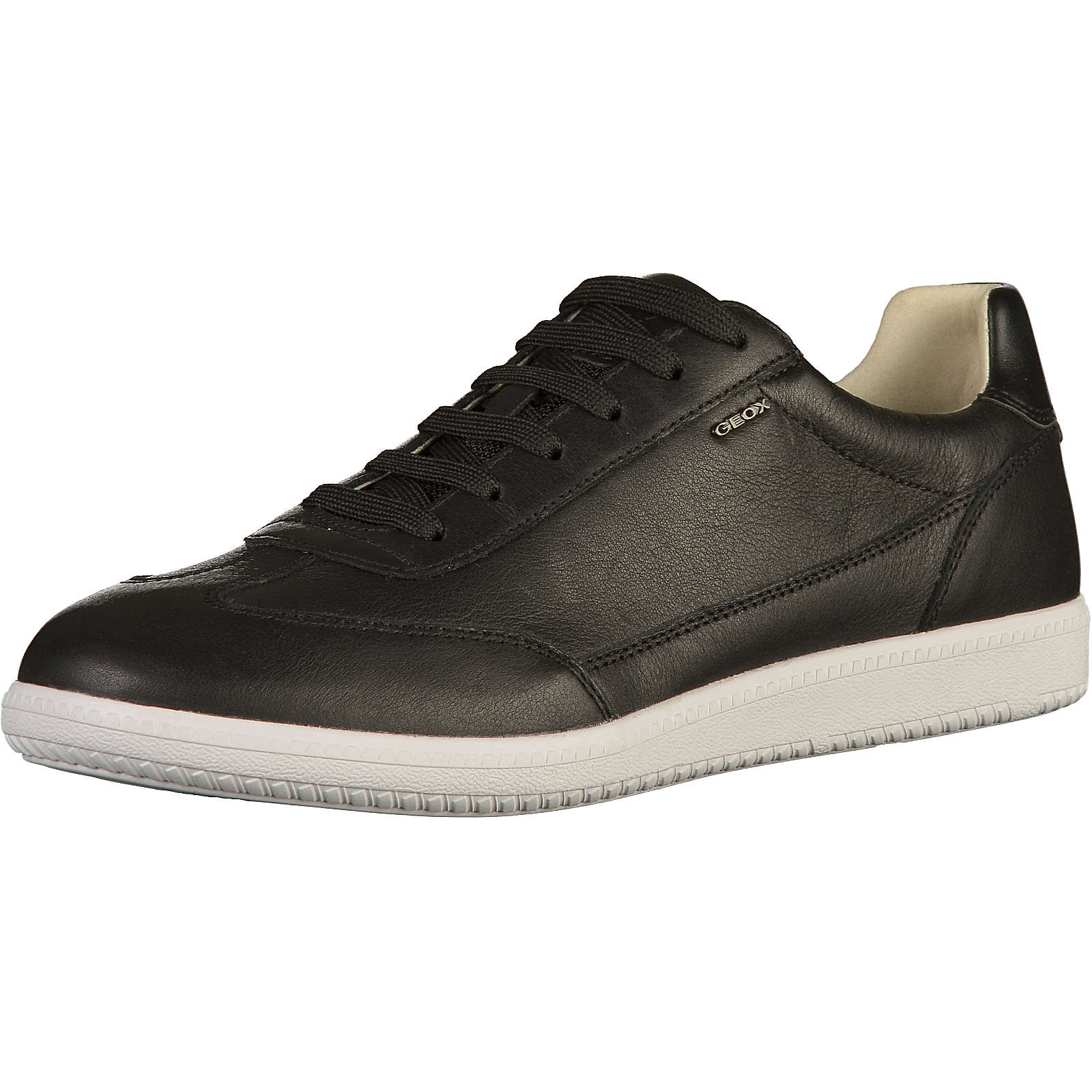 GEOX Sneakers Low schwarz Herren Gr. 40