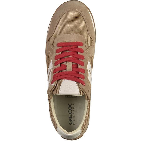 GEOX, Sneakers Low, beige beige Low,   77bb42