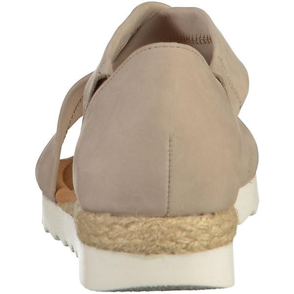 Gabor, Klassische Sandalen, beige beliebte  Gute Qualität beliebte beige Schuhe 021857