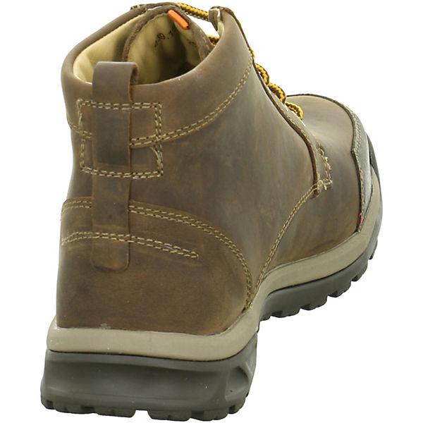 camel active, Schnürstiefeletten, braun  Schuhe Gute Qualität beliebte Schuhe  0fcab0