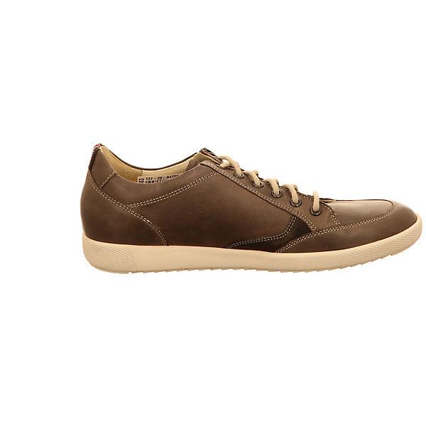 Schuhe Schuhe Freizeit Mephisto Schnürschuhe Mephisto Braun Schnürschuhe Freizeit zVpSUM
