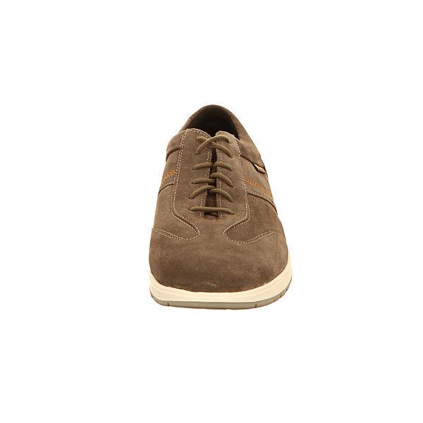 MEPHISTO Qualität Schnürschuhe braun  Gute Qualität MEPHISTO beliebte Schuhe af8509