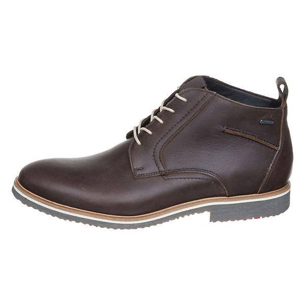 LLOYD Schnürstiefeletten braun  Gute Qualität beliebte Schuhe