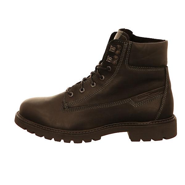 camel active, Winterstiefeletten, schwarz  Gute Qualität beliebte Schuhe