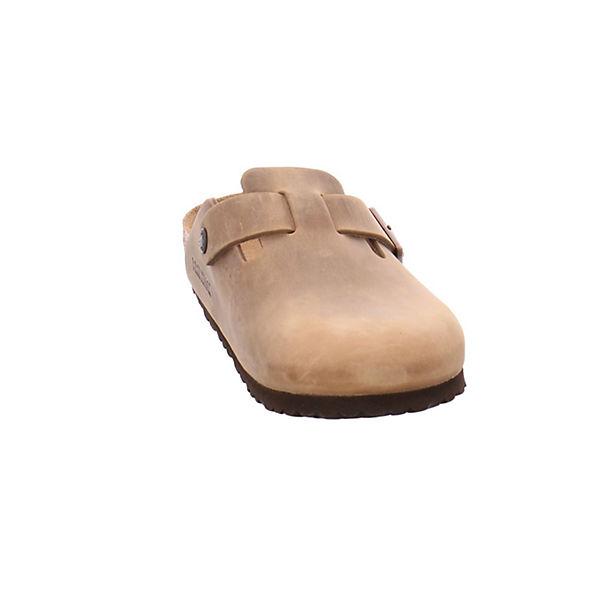 BIRKENSTOCK, Qualität Komfort-Pantoletten, braun  Gute Qualität BIRKENSTOCK, beliebte Schuhe adf8f1