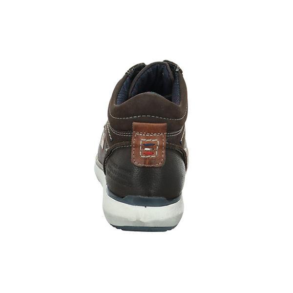s s High Sneakers s grau Sneakers Oliver grau High Oliver Sneakers Oliver 4674AWqTUf