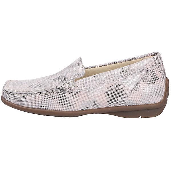 WALDLÄUFER Komfort-Slipper HARRIET beige  Gute Qualität beliebte Schuhe