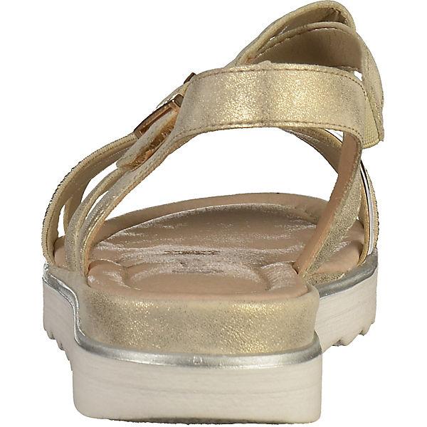 remonte, Klassische Sandalen, gold Schuhe  Gute Qualität beliebte Schuhe gold 10473a