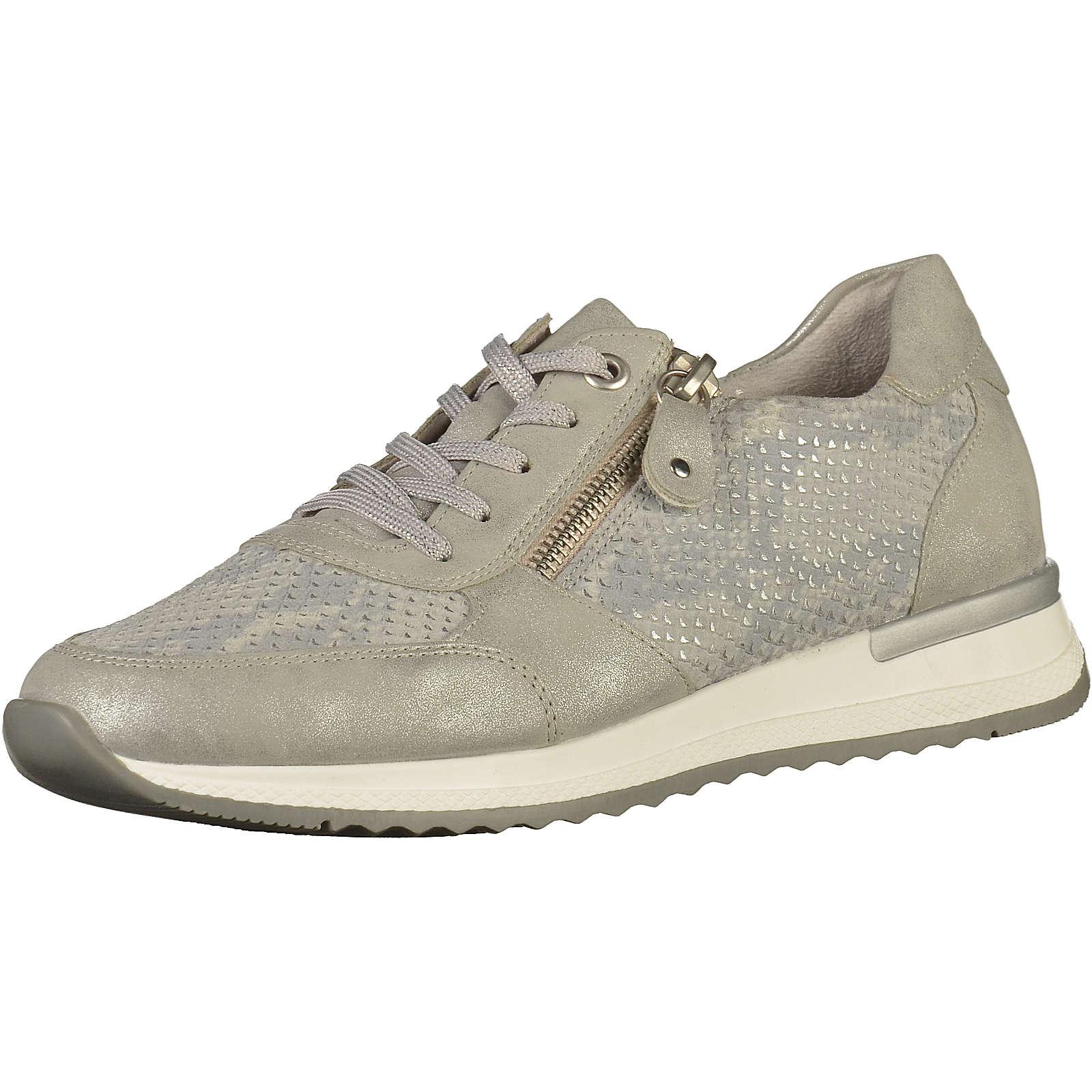 remonte Sneakers Low grau Damen Gr. 36