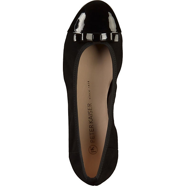 PETER KAISER Klassische Qualität Ballerinas schwarz  Gute Qualität Klassische beliebte Schuhe 75225f