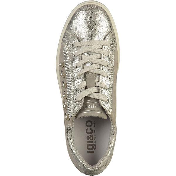 IGI silber Low CO amp; Sneakers 1w7qP1z