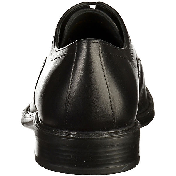GEOX Business-Schnürschuhe schwarz